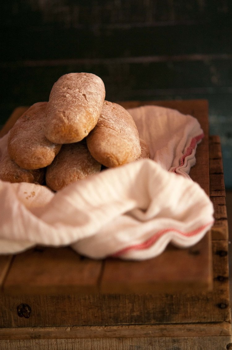Pan de masa madre sin gluten con orégano