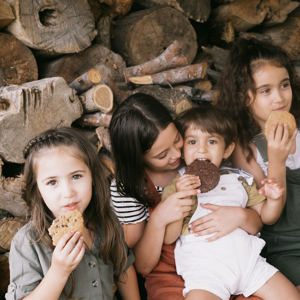 Milola: galetes sense gluten de Mataró.
